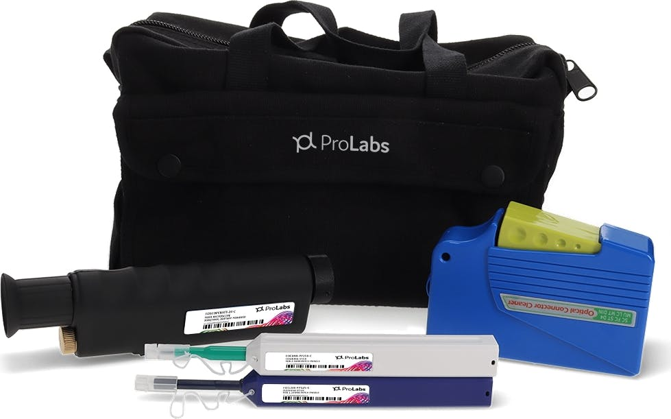ProLabs Fiber Transceiver & Connector Cleaning Kit